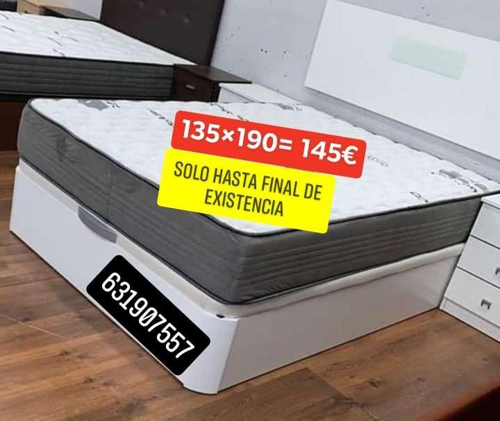Imagen producto Colchon viscoelastico barato 1