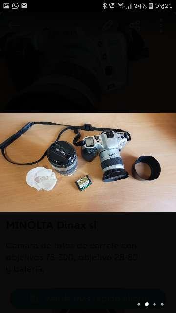 Imagen producto MINOLTA Dinax si 2