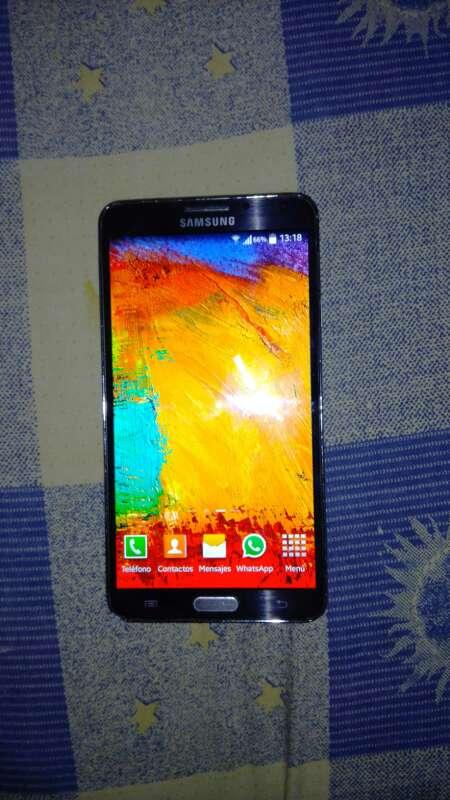 Imagen Samsung galasy note 3