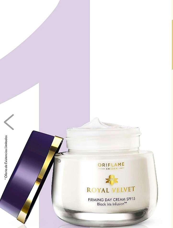Imagen Crema de día reafirmante SPF Royal velvet