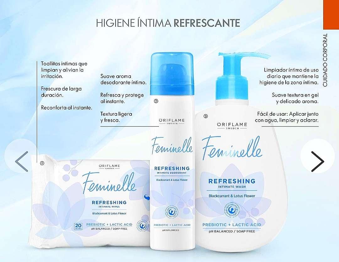 Imagen kit higiene íntima