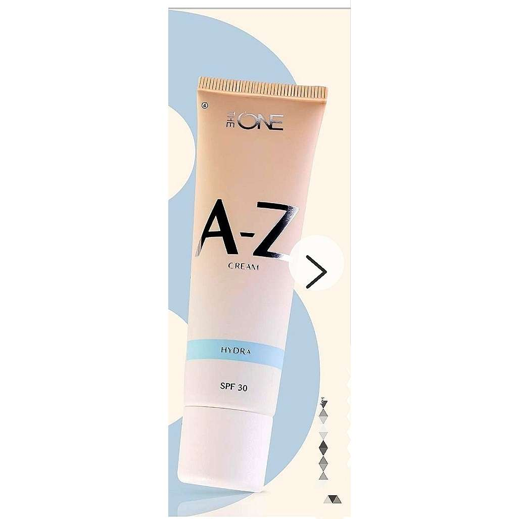 Imagen Crema a-z con color SPF 30 Hydra the one