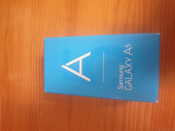 Imagen Samsung Galaxy A5+auriculares Samsung