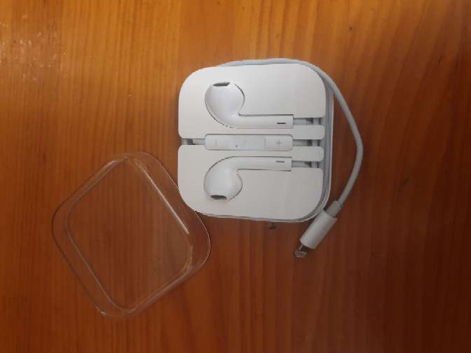 Imagen producto Auriculares iphone 2