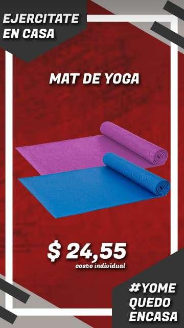 Imagen Mat de yoga
