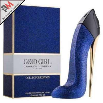 Imagen Carolina Herrera Good Girl Collection Edition Blue 80ml.