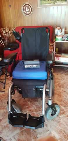 Imagen silla eléctrica