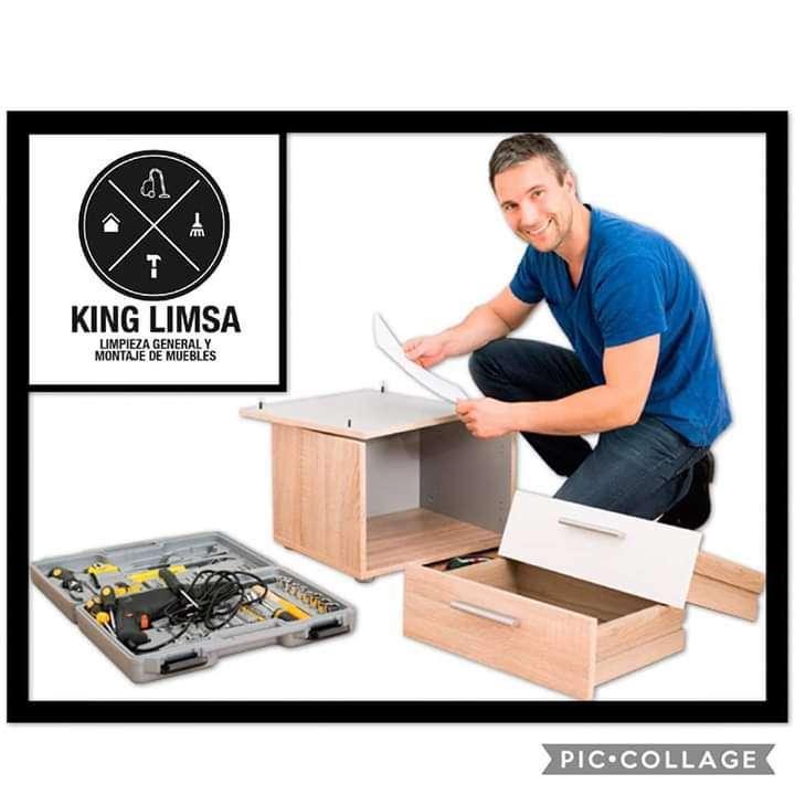 Imagen montaje de muebles