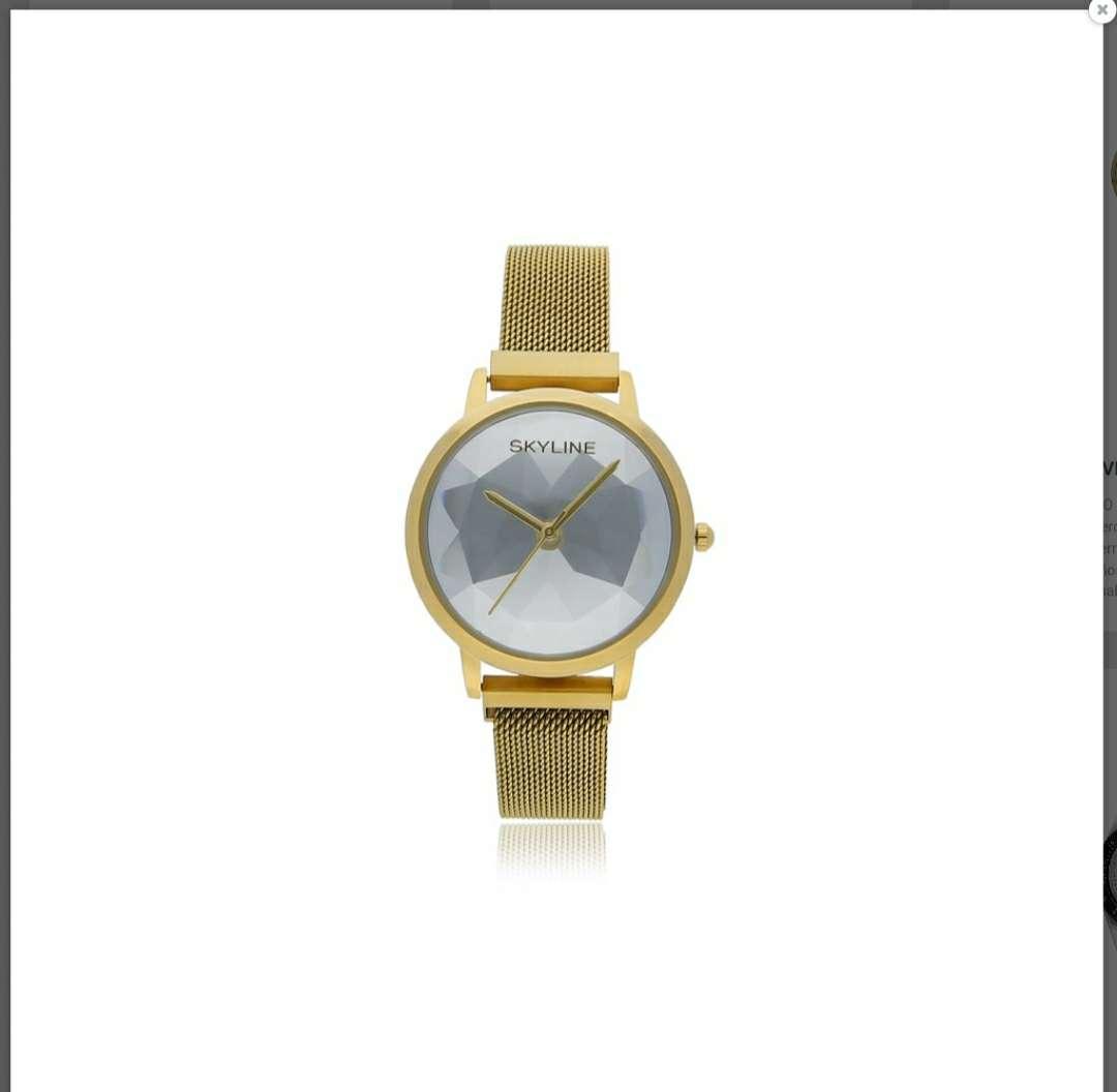 Imagen Reloj de acero y pulsera