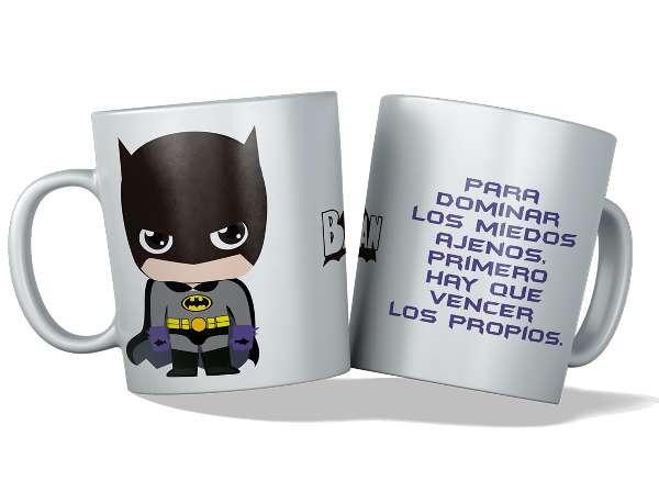 Imagen tazas personalizadas y originales, Batman