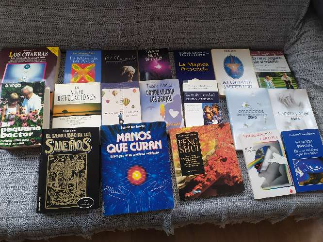 Imagen producto Libros de autos ayuda y espiritualidad 1