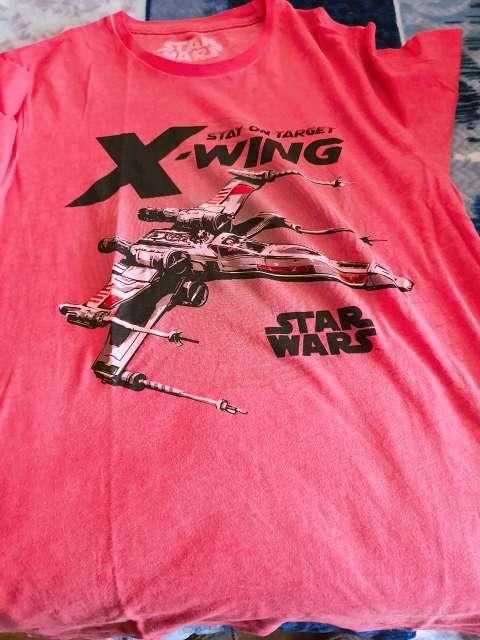 Imagen Camiseta star wars