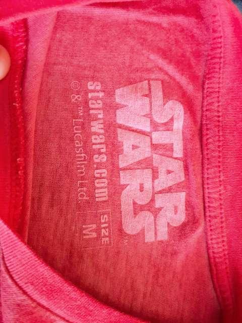 Imagen producto Camiseta star wars  3