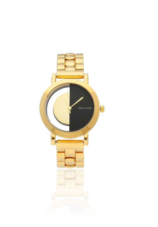 Imagen Reloj mujer acero