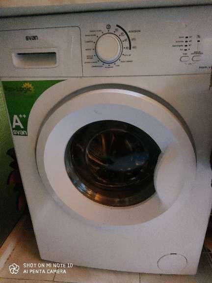 Imagen lavadora Svan