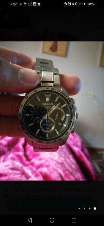 Imagen Reloj seiko