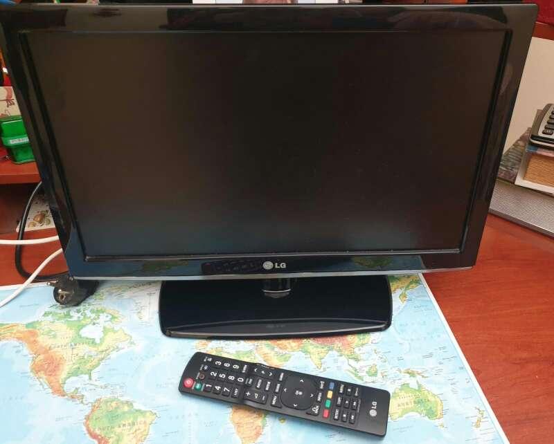 Imagen Televisor LG modelo 19ld350c