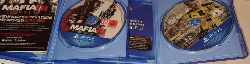 Imagen producto Lote De 4 Juegos Para PlayStation 4, PS4 3