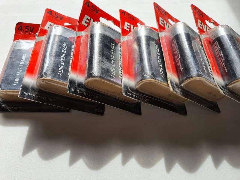 Imagen producto Lote De 6 Paquetes De Pilas Nuevas 3