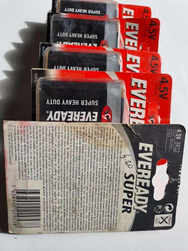 Imagen producto Lote De 6 Paquetes De Pilas Nuevas 4