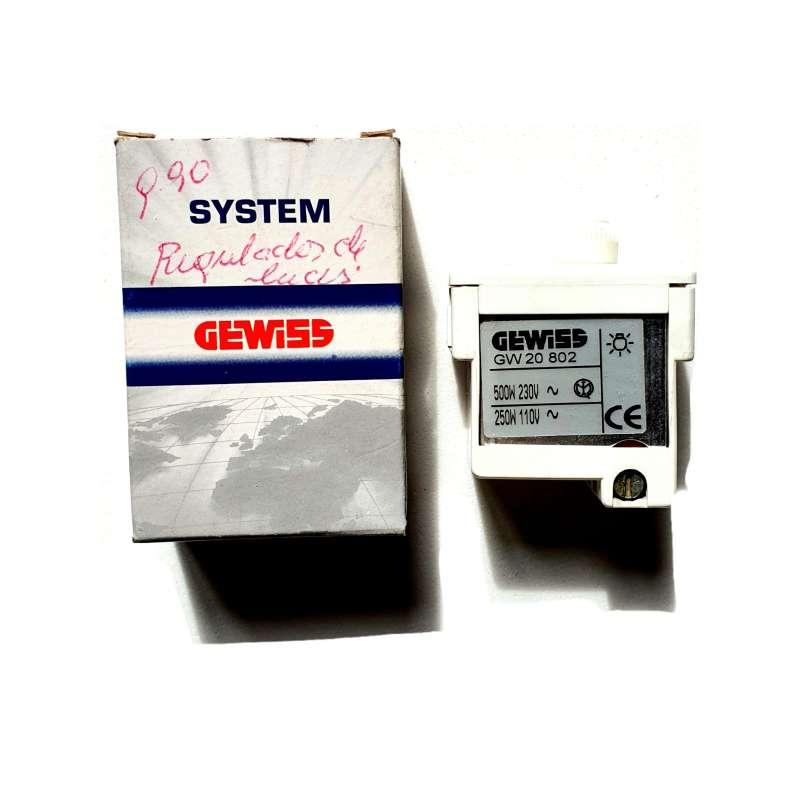 Imagen Regulador De Luces System Nuevo