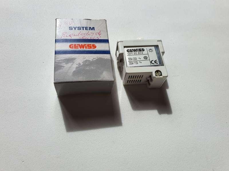 Imagen producto Regulador De Luces System Nuevo 4