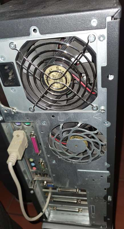 Imagen producto Torre De Ordenador, PC Compaq Evo W4000 2