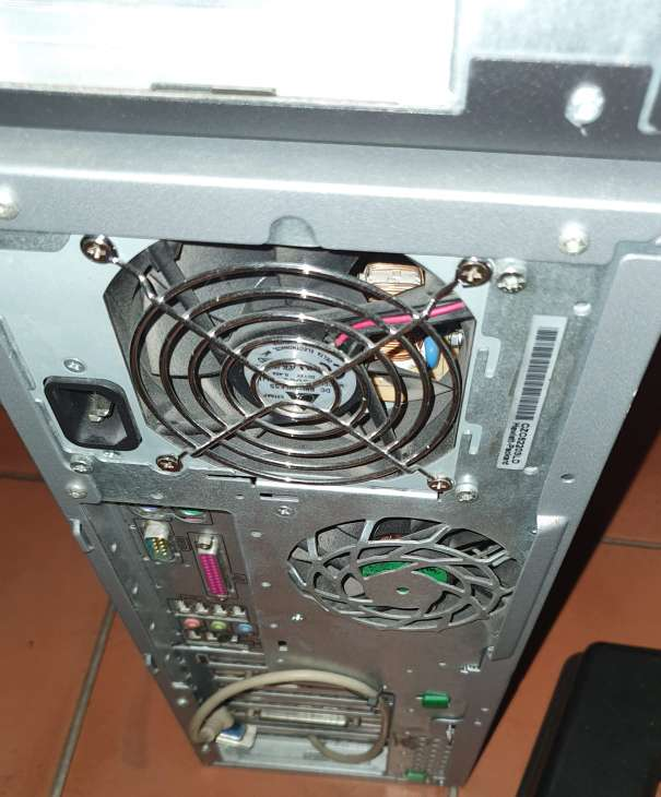 Imagen producto Torre, PC HP XW4200 Workstation 2