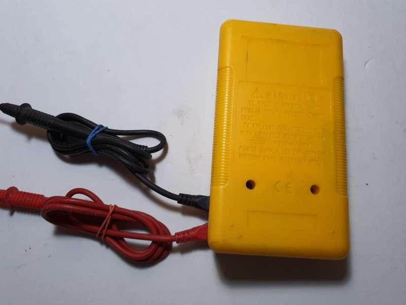 Imagen producto Polímetro Completo, Multímetro Electrónico 5