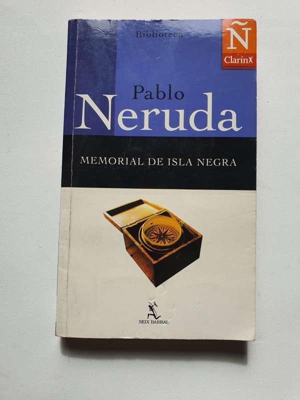 Imagen producto Pablo Neruda, Memorial De Isla Negra 2