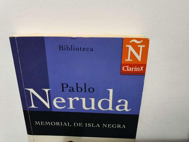 Imagen producto Pablo Neruda, Memorial De Isla Negra 3