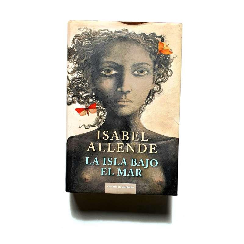 Imagen Isabel Allende, La Isla Bajo El Mar