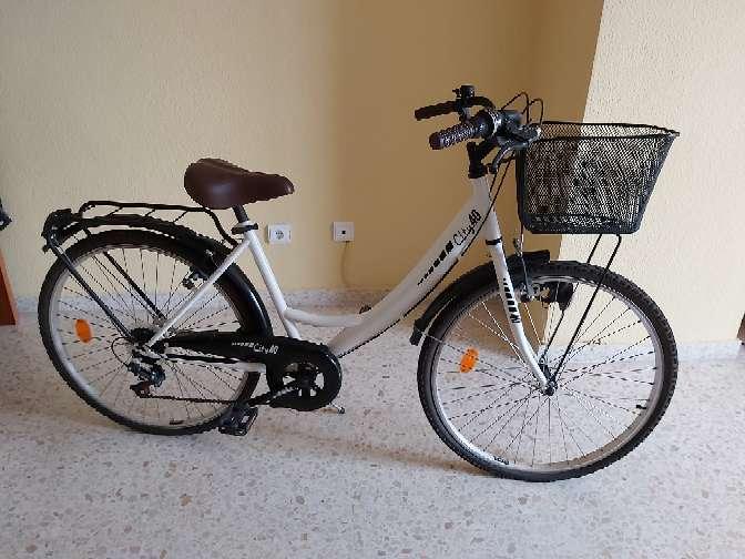 Imagen Bicicleta de paseo.