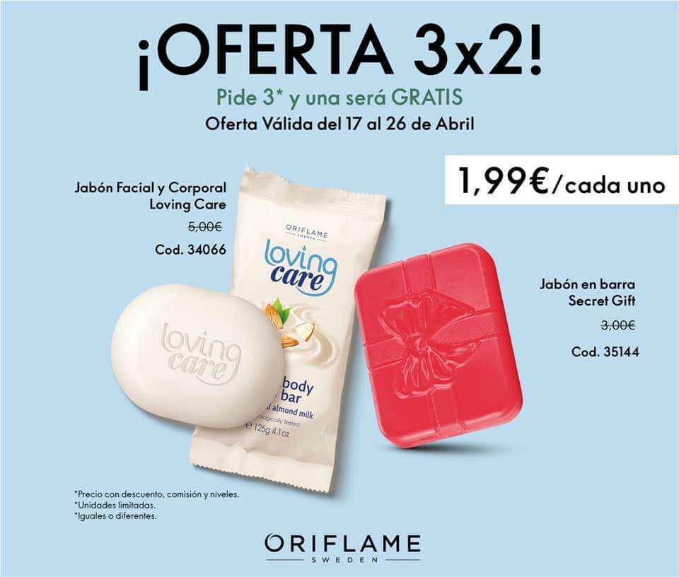 Imagen producto Último día de las ofertas 3x2 de Oriflame  6