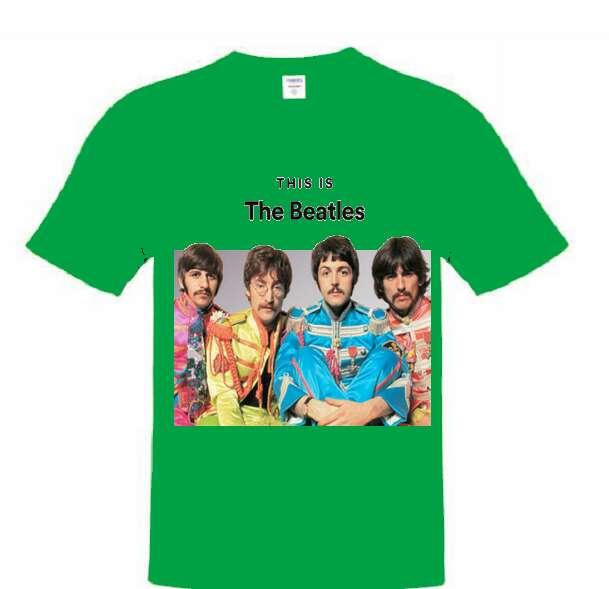 Imagen camiseta nueva a estrenar