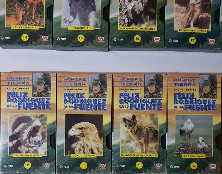 Imagen producto 15 Películas De Félix Rodríguez De La Fuente 3