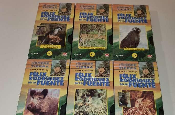 Imagen producto 15 Películas De Félix Rodríguez De La Fuente 4