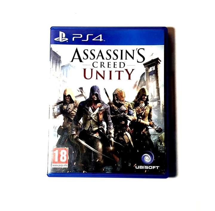 Imagen Assassin's Creed Unity  Para PlayStation 4, PS4