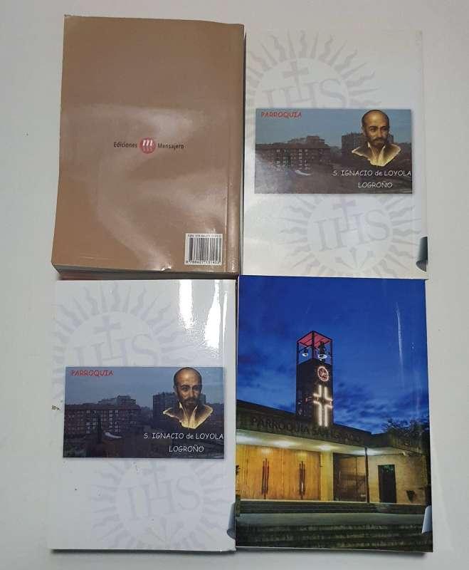 Imagen producto Lote De 4 Libros, Evangelio Diario Anual 5