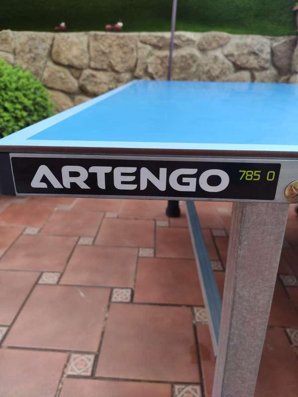 Imagen producto Vendo mesa pin pong prácticamente nueva.  3
