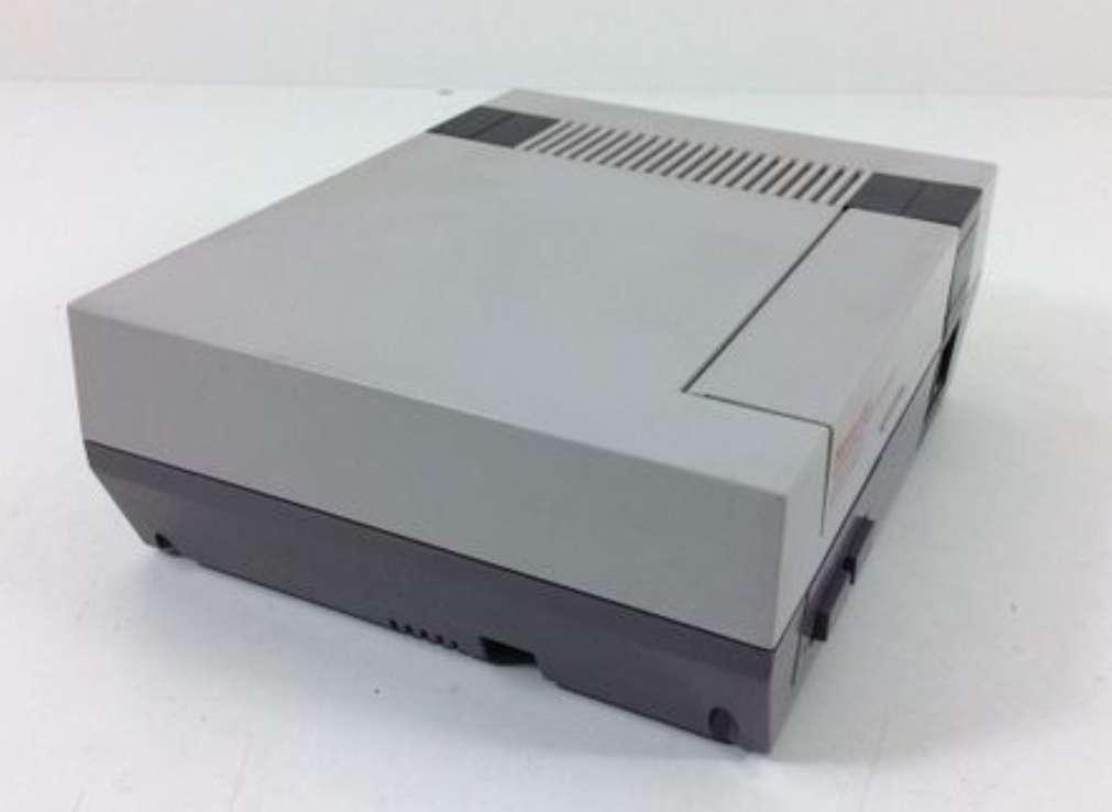 Imagen producto Nintendo Nes  Con 2 Mandos 2