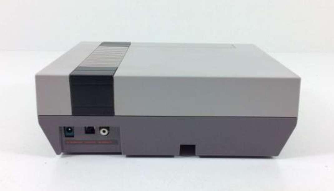 Imagen producto Nintendo Nes  Con 2 Mandos 4
