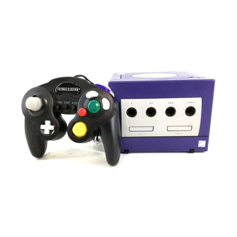 Imagen Nintendo Gamecube  + Mando Original