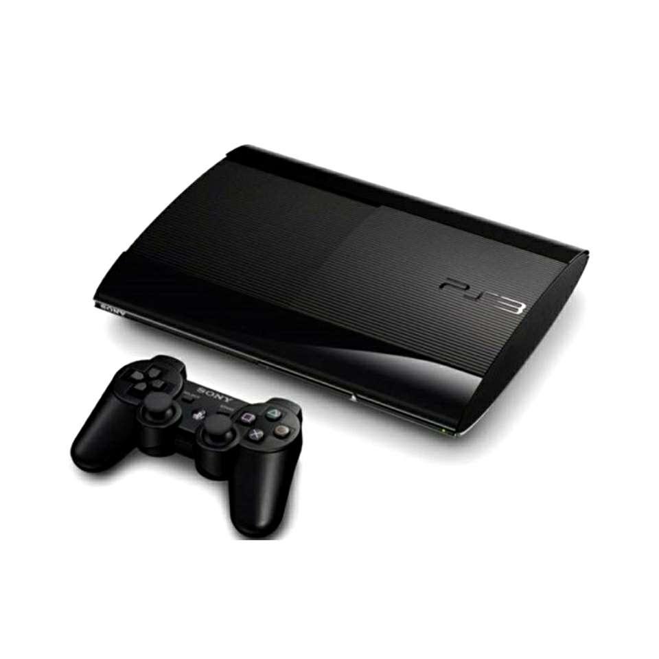 Imagen producto Playstation 3 Super Slim 500GB  + Mando 1