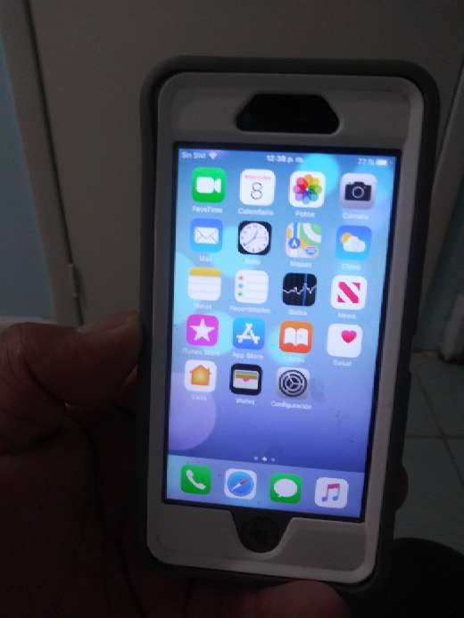 Imagen  iPhone 6  funciona bien