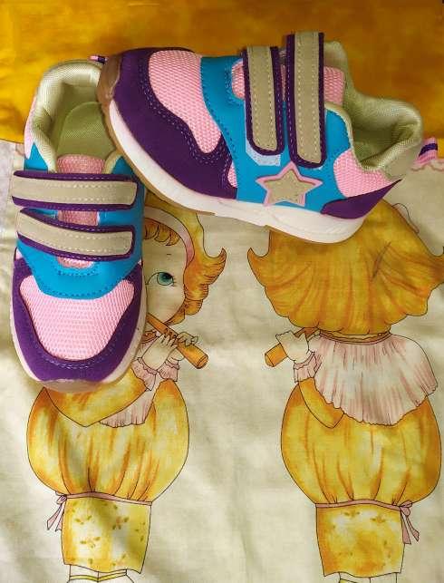 Imagen Nuevas Zapatillas para Niñas
