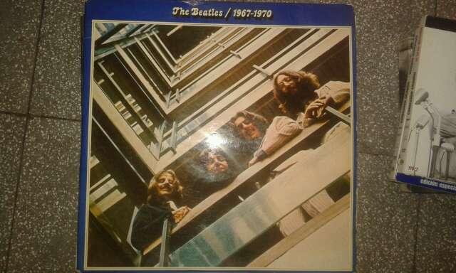 Imagen Disco LP Doble.