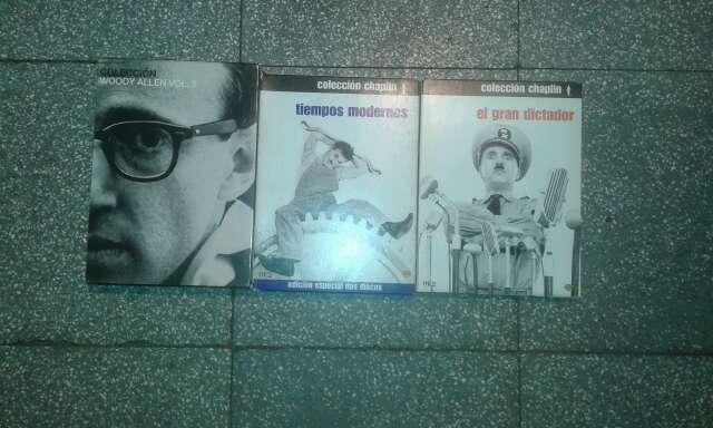 Imagen Dvds de colección.