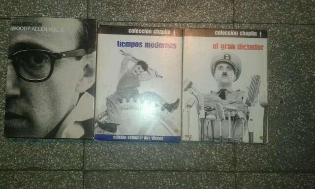Imagen producto Dvds de colección.  2