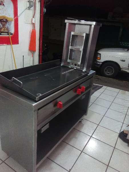 Imagen equipo mobiliario para cocinas industriales